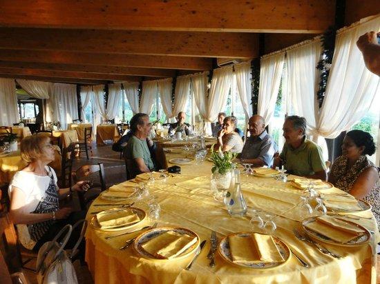 Agriturismo La Casella : Un'altra sala da pranzo