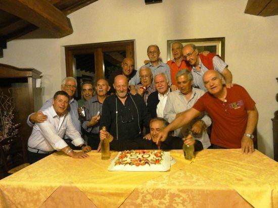 Agriturismo La Casella : Noi e la nostra torta
