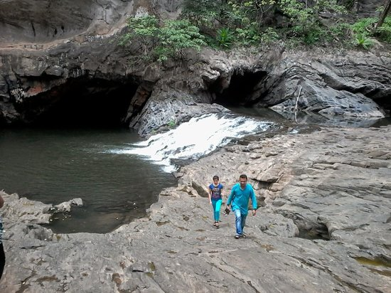 Dandeli, Indien: syntheri rocks