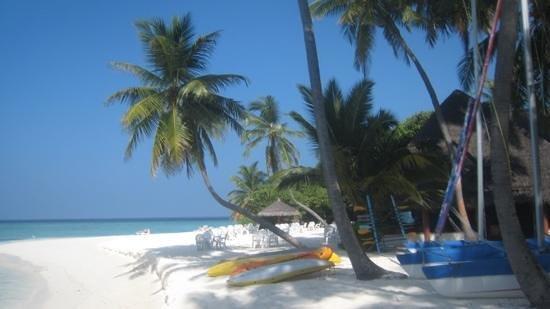 Fihalhohi Island Resort : фихалхохи 2014
