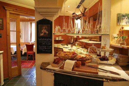 Hotel Der Brandstetterhof: Frühstücksbuffet