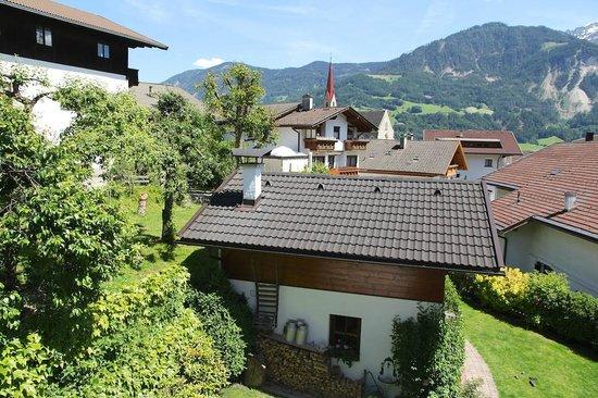 Hotel Der Brandstetterhof: Aussicht von der Alpenglück Suite