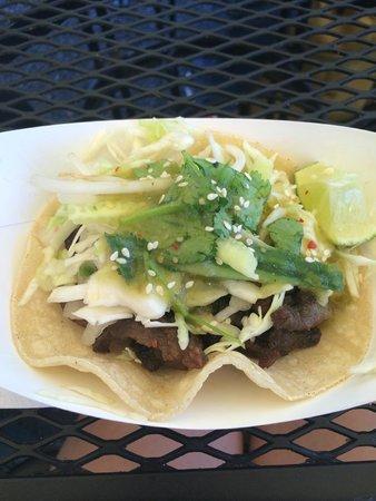 Forktown Food Tours: Koi Fusion
