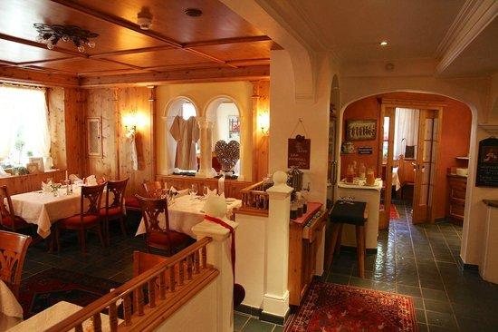 Hotel Der Brandstetterhof: Speisesaal
