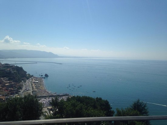 Hotel Raito: Il panorama