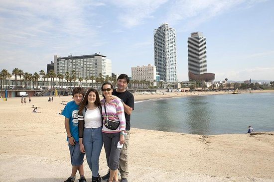 Barcelona Photo Trek Tour