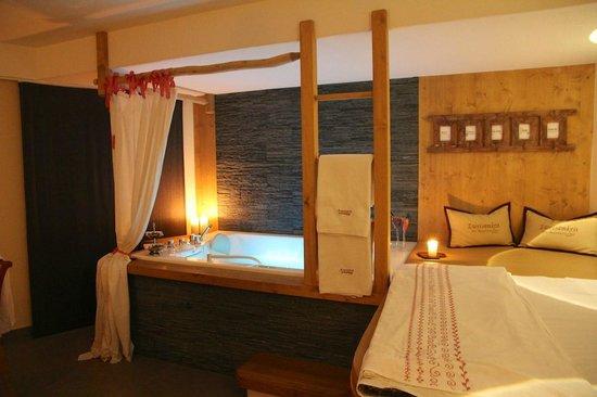 Hotel Der Brandstetterhof: Private Spa