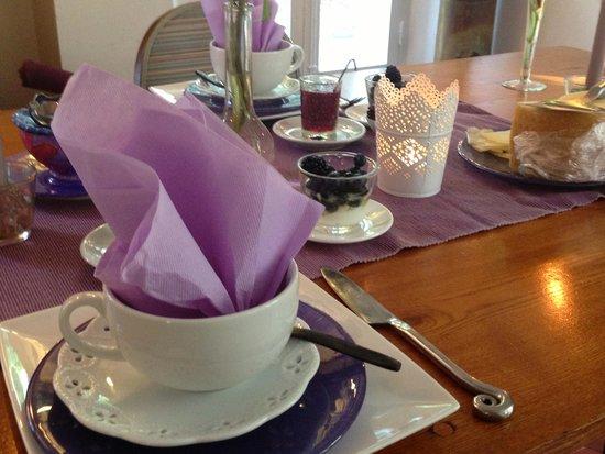 La Maison du Tamisier : Delicious beauty