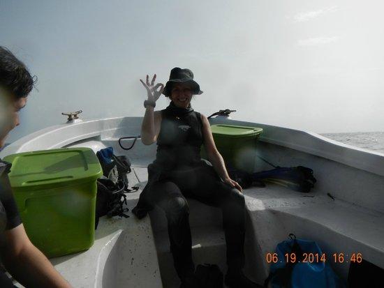 Nautilus Diving & Training Center : Sherri