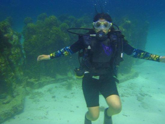 Nautilus Diving & Training Center : Musa