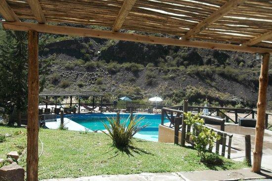 Cabanas Pueblo del Rio : .