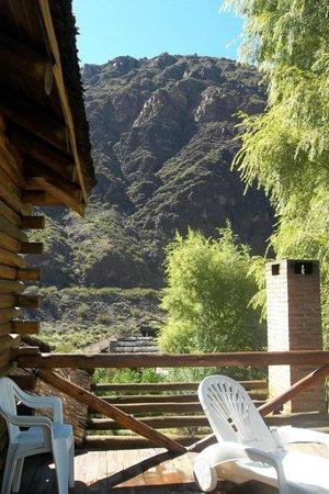 Cabanas Pueblo del Rio: .