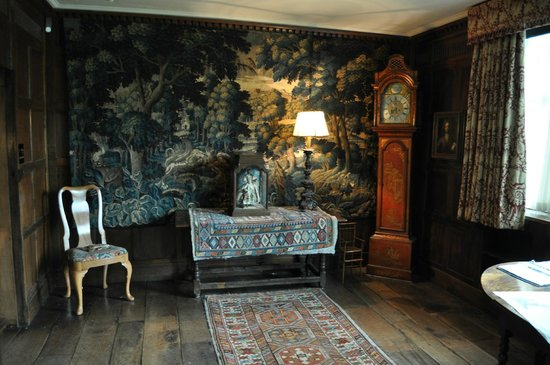 Packwood House: one of the front rooms