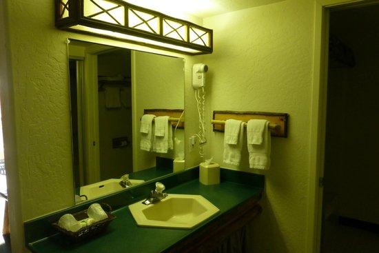 The Lodge at Big Bear Lake, a Holiday Inn Resort: Bad