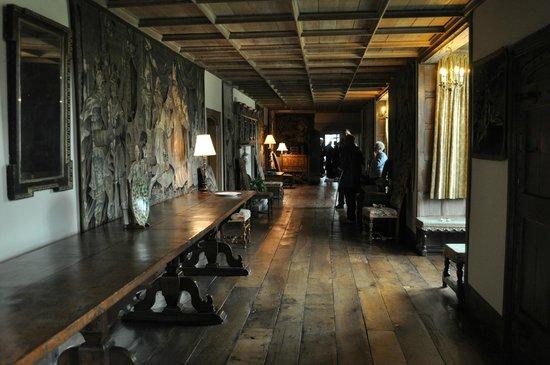 Packwood House: long gallery