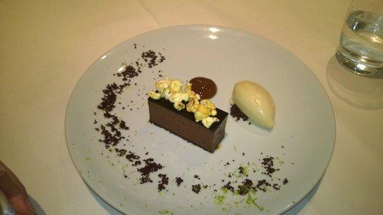 Kitchen W8: moelleux chocolat