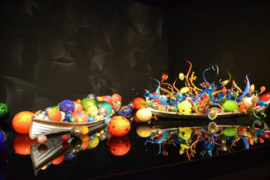 Chihuly Garden and Glass : just amazing!