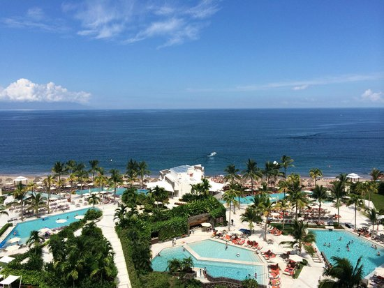Secrets Vallarta Bay Resort & Spa: View from the room