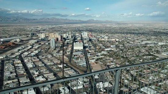 Stratosphere Tower: Vista desde Stratosphere