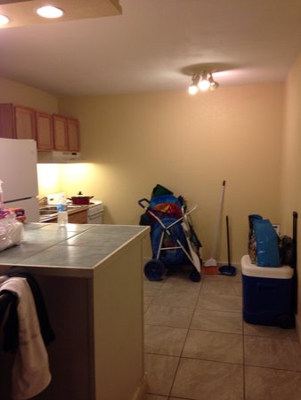 Blue Marlin Motel : Kitchen