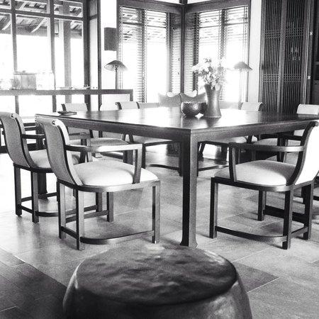 Four Seasons Resort The Nam Hai, Hoi An: Living Room