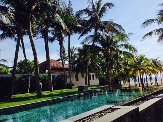 The Nam Hai Hoi An : Pool Villa Private Pool