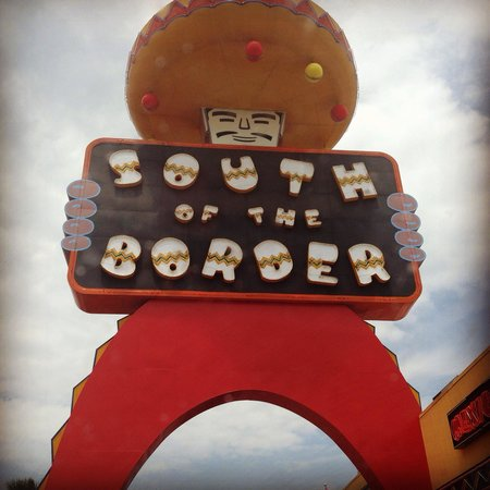 South of the Border: Pedro!