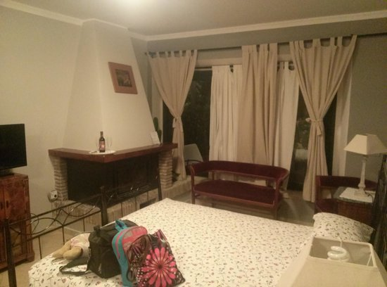 Il Borgo Antico: camera da letto