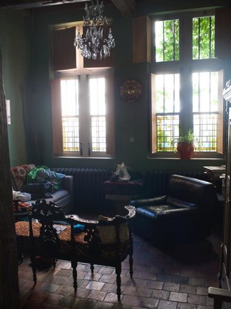 B&B Myriame Dolders: The Room