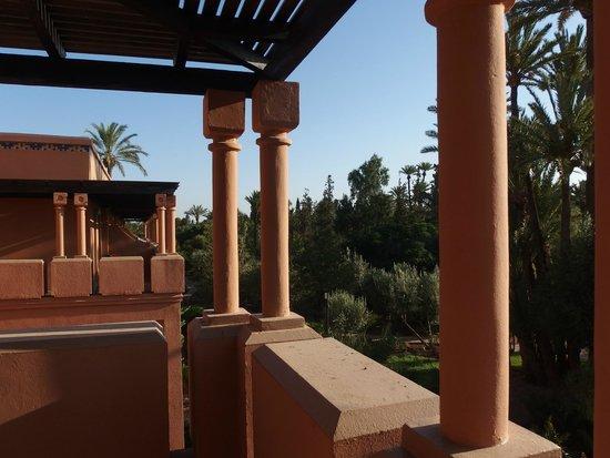 Hotel Riu Tikida Garden: view from balcony