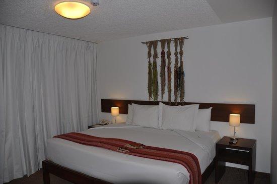 Tierra Viva Puno Plaza Hotel : Habitación 305
