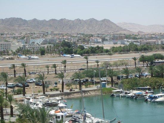 Dan Panorama Eilat : Вид из номера