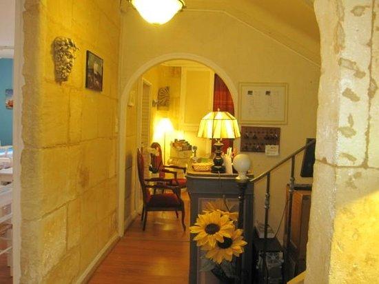 Hall hotel Constantin