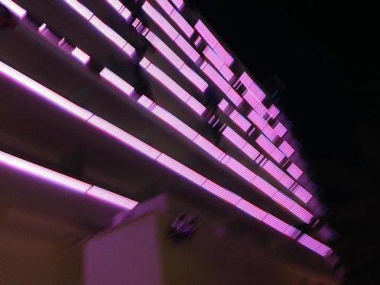 Ushuaia Ibiza Beach Hotel: El hotel