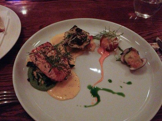 Frank's Kitchen : Seafood main