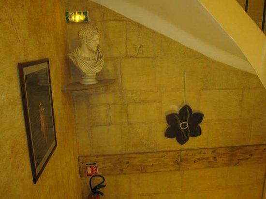 Hotel Constantin: scale hotel