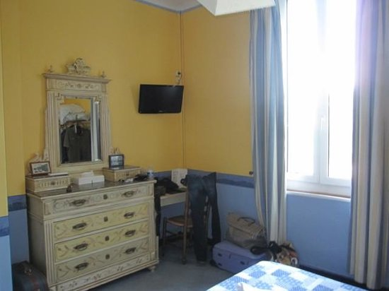 particolare camera hotel Constantin