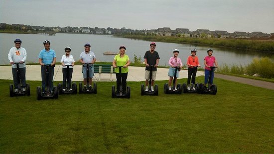 ‪All American Segway Tours‬