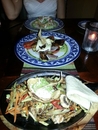 El Dorado Sensimar Riviera Maya: Dinner