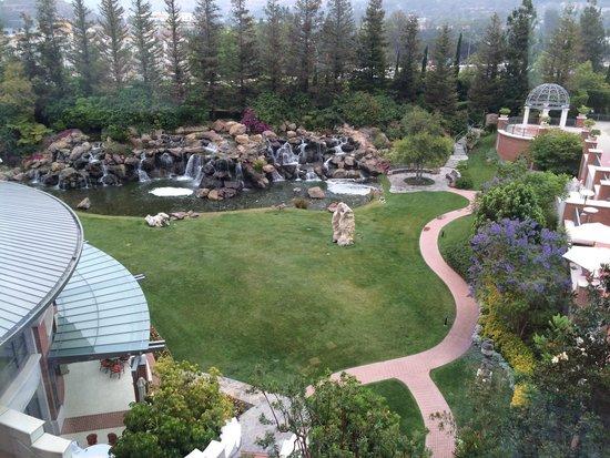 Four Seasons Hotel Westlake Village: Breathtaking view