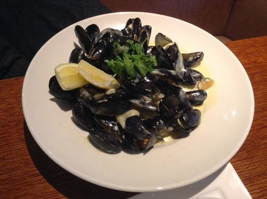 Grill Room : mussels heaven