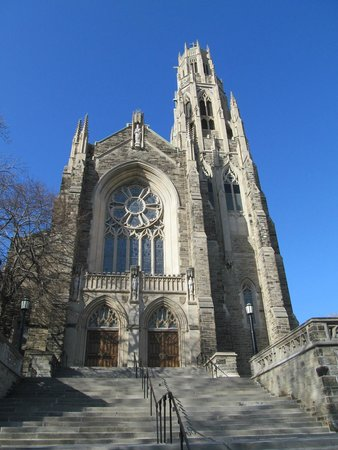 Cathedral of Christ the King: External