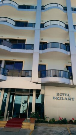 Hotel Brilant: Aussenansicht