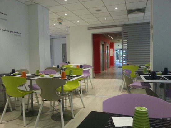 Ibis Styles Cannes le Cannet : Dining area
