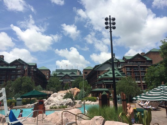 Boulder Ridge Villas at Disney's Wilderness Lodge : The Wilderness Lodge Resort