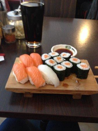 Sushi Sano: Sushi e Nigiri