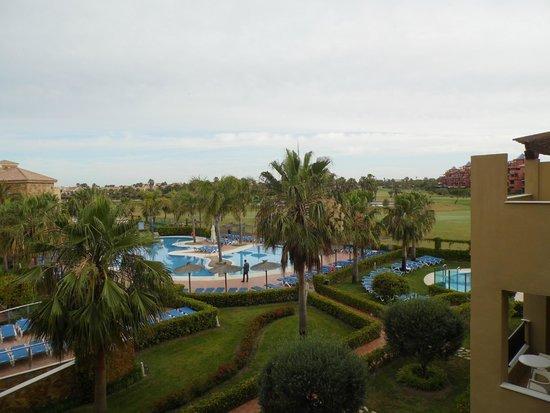 Elba Costa Ballena Beach Hotel: vista desde hab 307