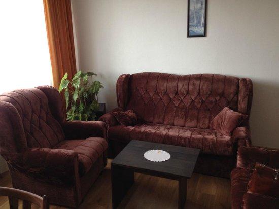 Hotel Detva: Room furniture