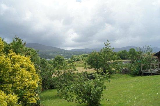 Tara Farm: View from the room