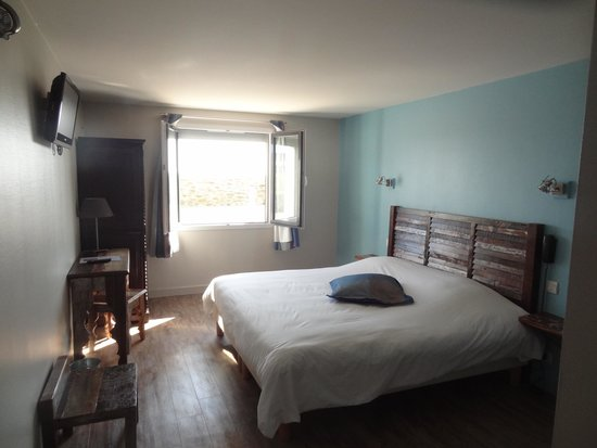 Hotel Vauban : chambre du rdc